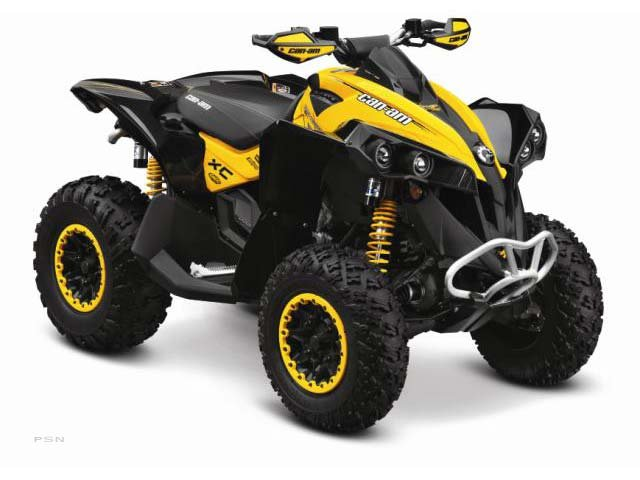 2012 Can-Am Renegade®  1000 EFI X® xc