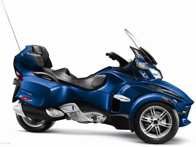 2012 Can-Am Spyder RT Audio & Convenience SM5