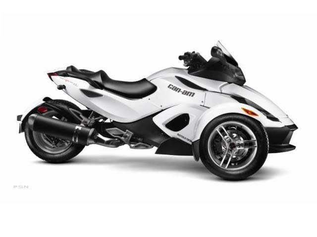 2012 Can-Am Spyder® RS SE5