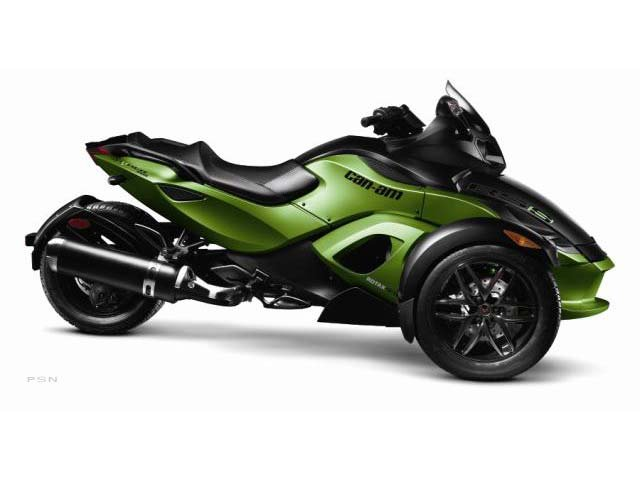 2012 Can-Am Spyder® RS-S SM5