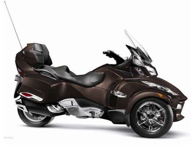 2012 Can-Am Spyder® RT Limited