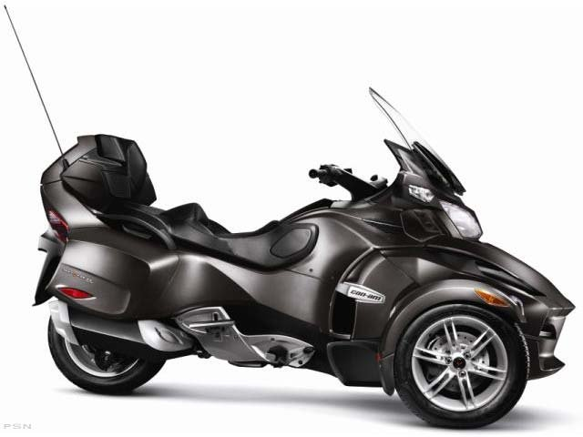 2012 Can-Am Spyder® RT Audio & Convenience SE5
