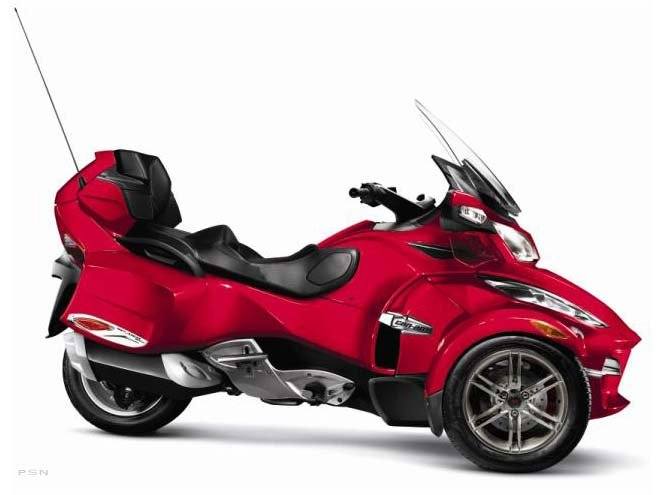 2012 Can-Am Spyder® RT-S SM5