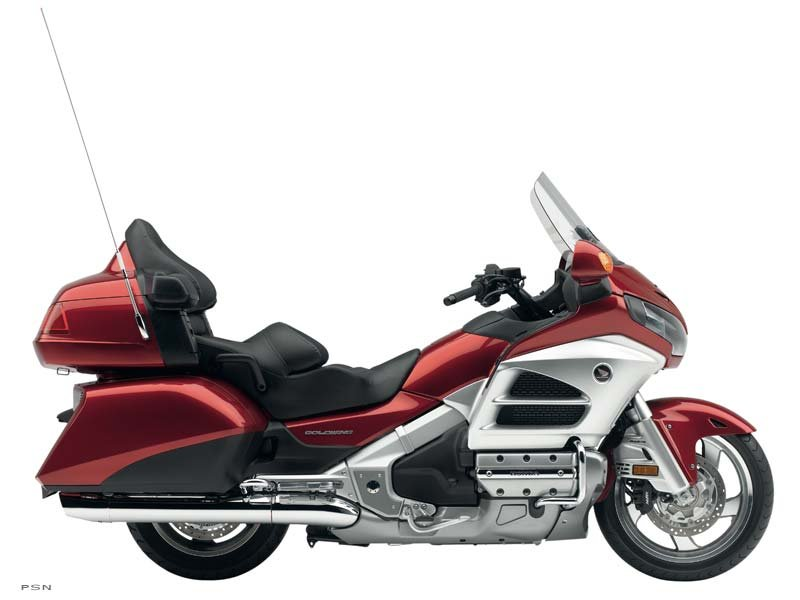 2012 Honda Gold Wing Airbag (GL18BM)