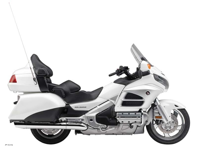 2012 Honda Gold Wing ABS (GL18HPNAM)