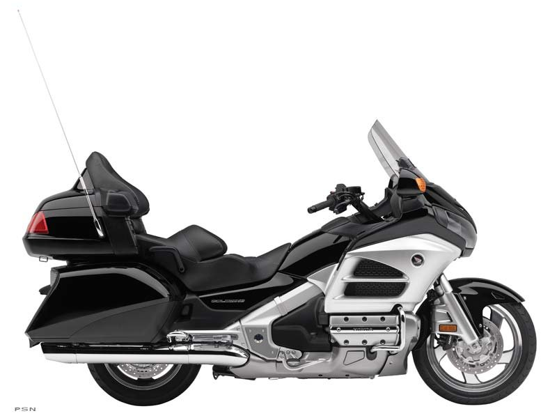 2012 Gold Wing Audio Comfort (GL18HPM)