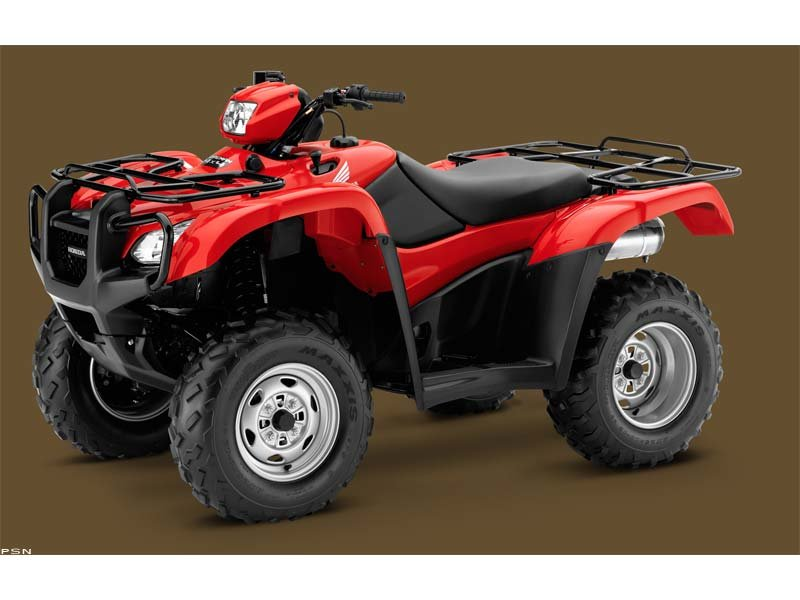 2012 Honda FourTrax Foreman 4x4 (TRX500FM)