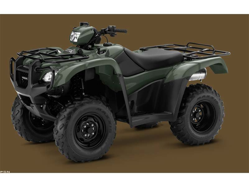 2012 Honda FourTrax Foreman 4x4 ES (TRX500FE)