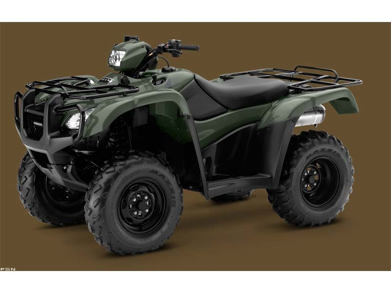 2012 Honda FourTrax Foreman 4x4 ES with EPS (TRX500FPE)