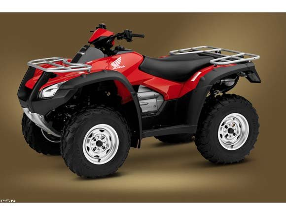 2012 Honda FourTrax Rincon (TRX680FA)