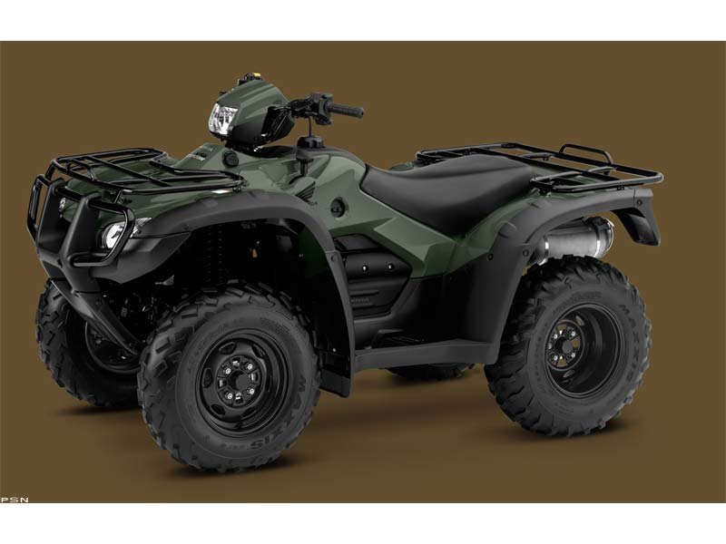 2012 Honda FourTrax Foreman Rubicon with EPS (TRX500FPA)