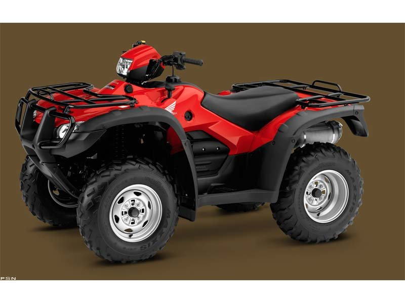 2012 Honda FourTrax Foreman Rubicon (TRX500FA)