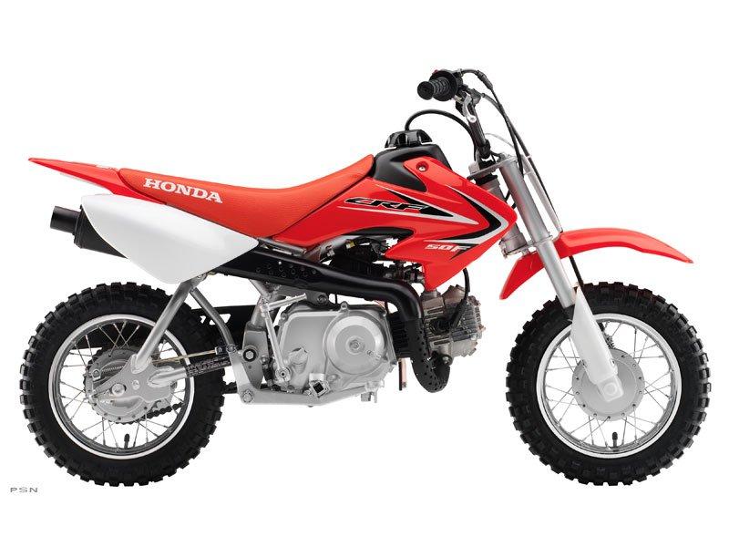 2012 Honda CRF�50F