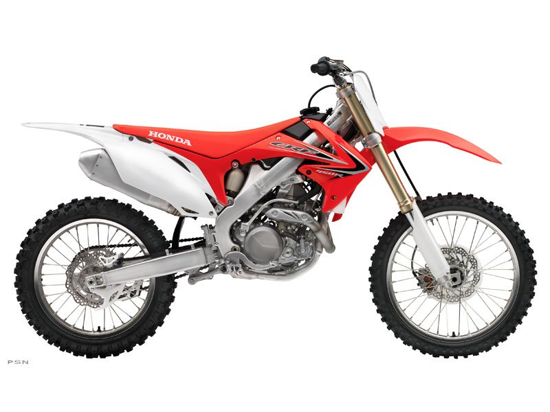 2012 Honda CRF450R