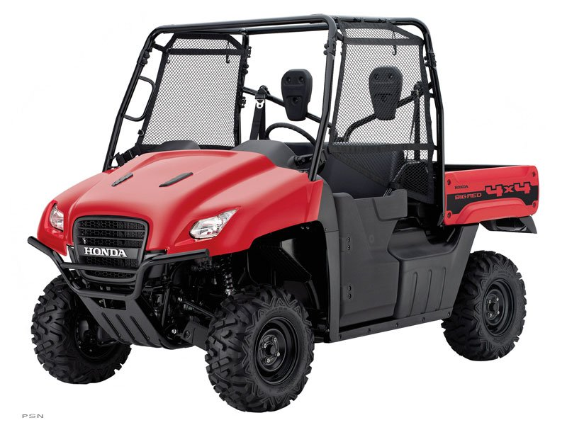 2012 Honda Big Red (MUV700)