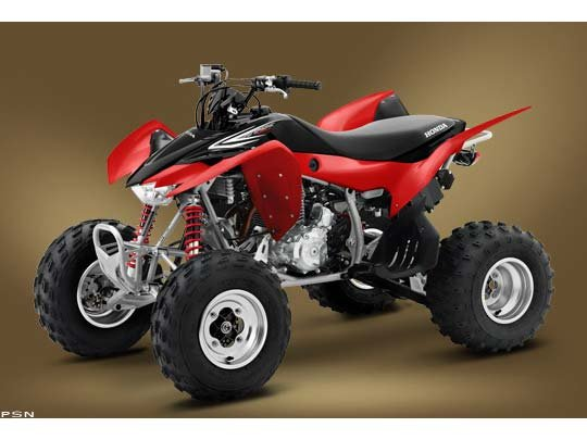 2012 Honda TRX400X