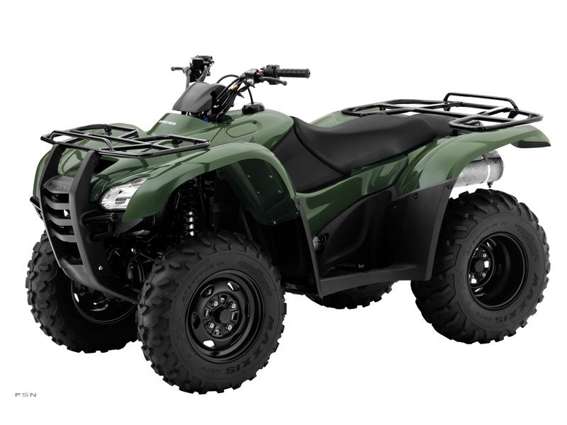 2012 Honda FourTrax Rancher ES (TRX420TE)