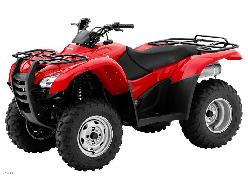 2012 Honda FourTrax Rancher (TRX420TM)