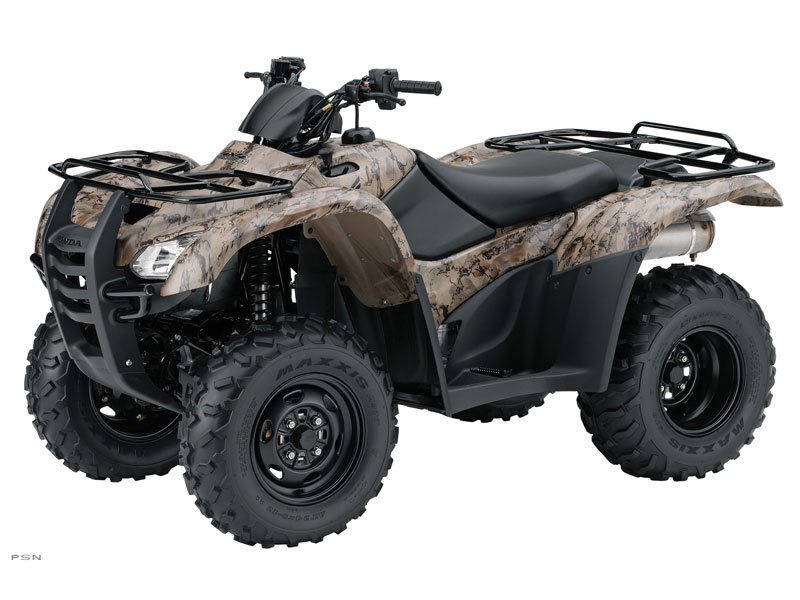 2012 Honda FourTrax Rancher 4x4 ES (TRX420FE)