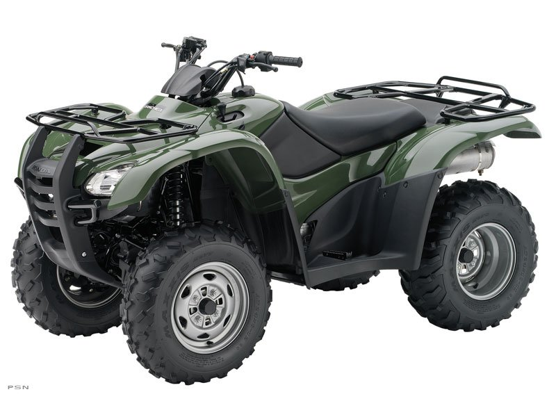 2012 FourTrax Rancher 4x4 with EPS (TRX420FPM)