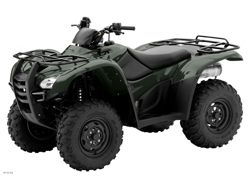 2012 Honda FourTrax Rancher AT with EPS (TRX420FPA)