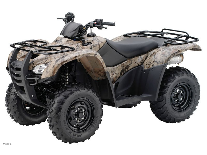 2012 Honda FourTrax Rancher AT (TRX420FA)