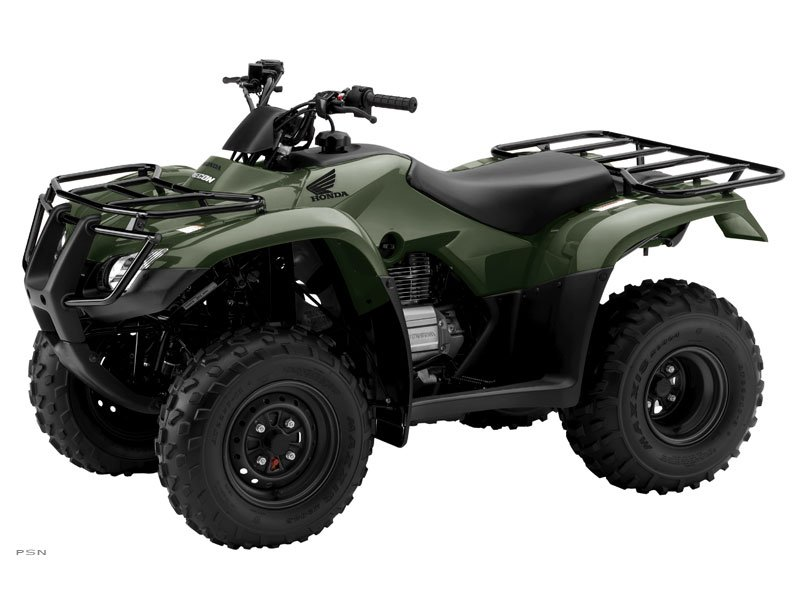 2012 Honda FourTrax Recon ES (TRX250TE)