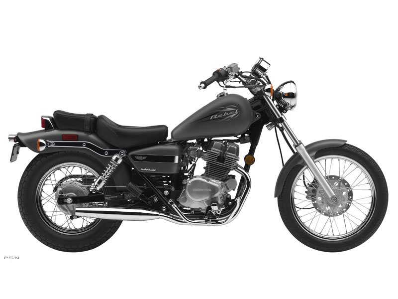 2012 Honda Rebel  (CMX250C)