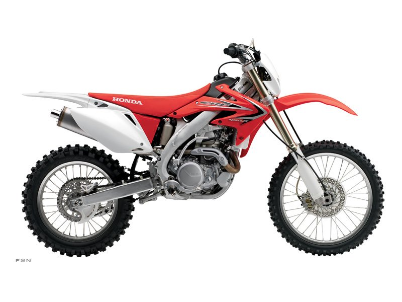 2012 Honda CRF450X