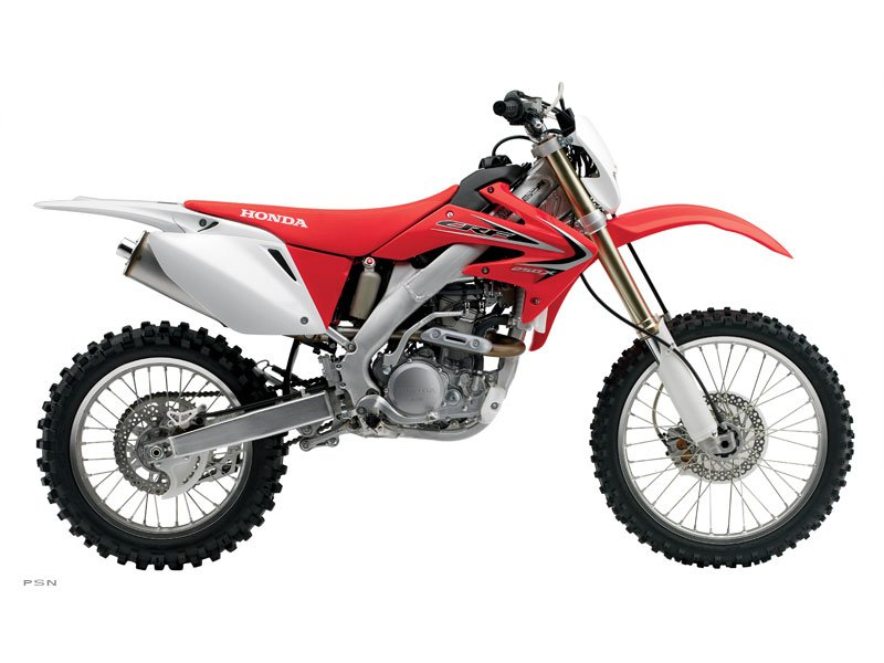 2012 CRF250X