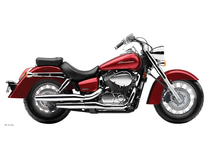 2012 Honda Shadow Aero (VT750C)
