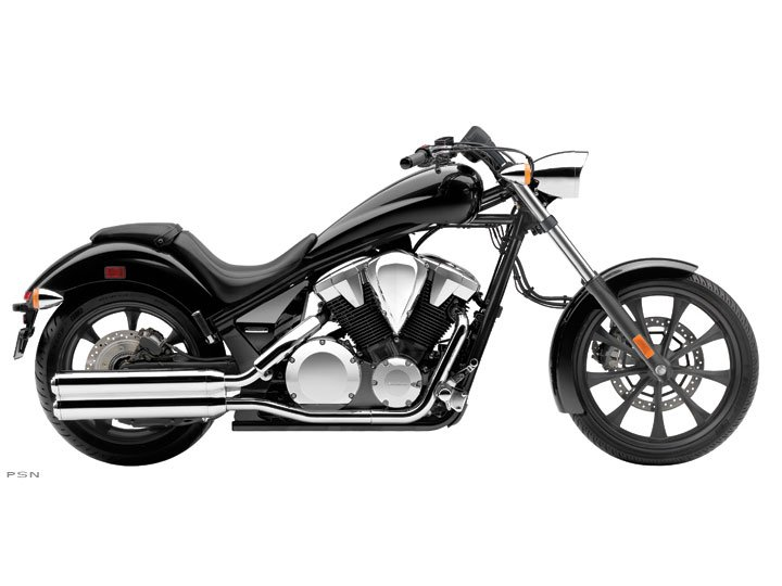 2012 Honda Fury (VT1300CX)