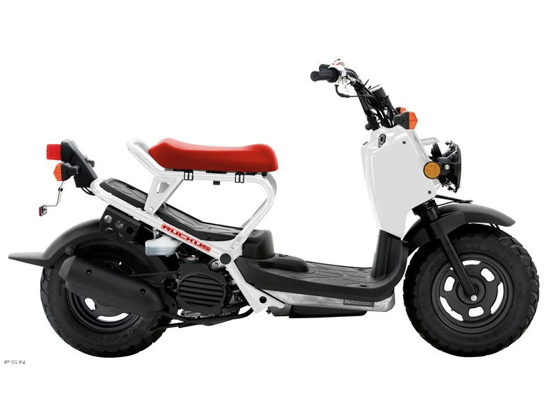 2012 Honda Ruckus (NPS50)