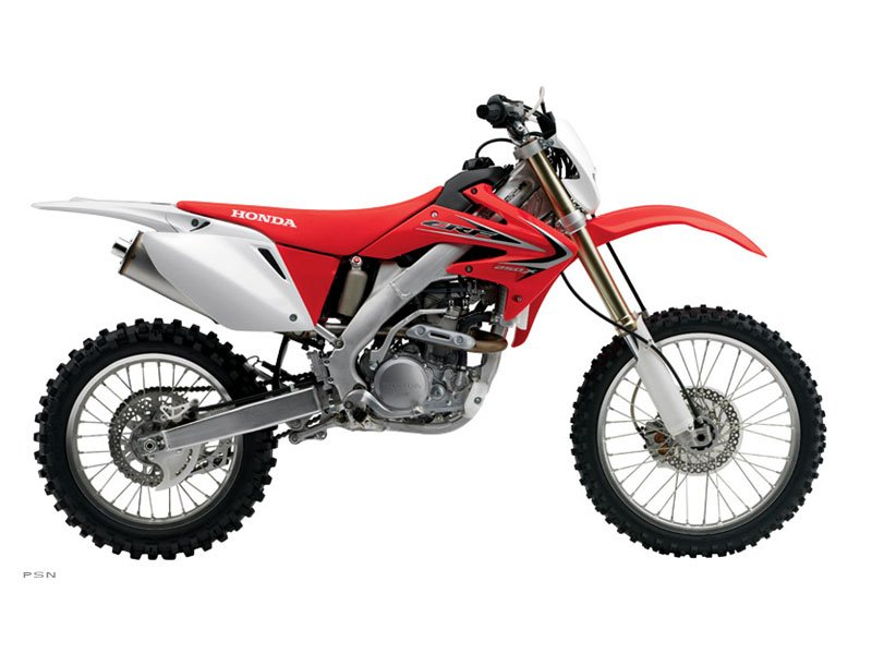 2012 Honda CRF250X