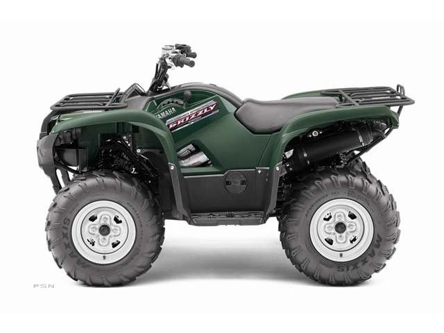 2012 Grizzly 700 FI Auto. 4x4 EPS