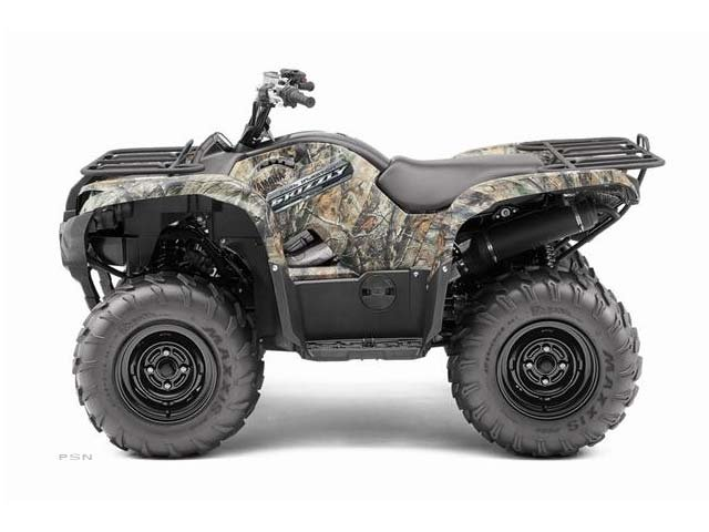 2012 Yamaha Grizzly 700 FI Auto. 4x4