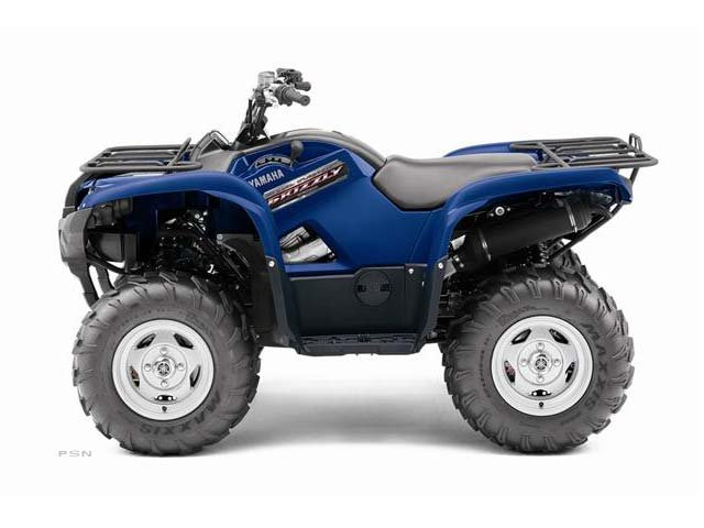 NEW 2012 YAMAHA GRIZZLY 700. NON EPS MODEL. FULL FACTORY WARRANTY. $2000 OFF LIST PRICE, NOW ONLY $6888. STOCK PICTURE, NOT ACTUAL MACHINE.