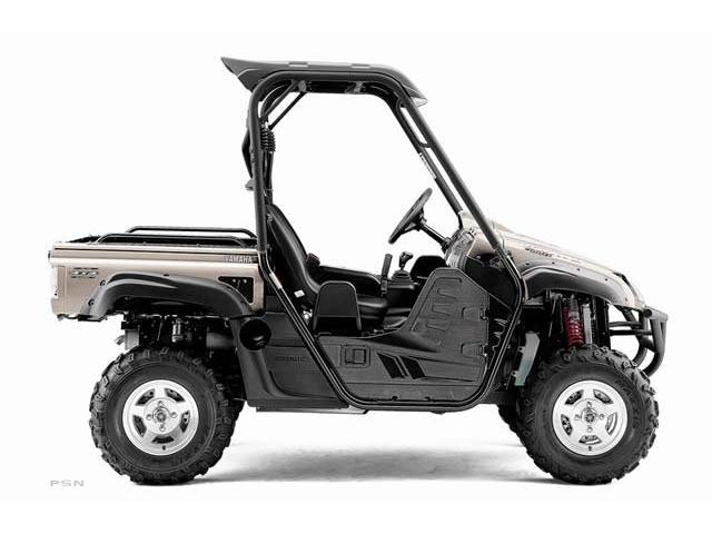 2012 Yamaha Rhino 700 FI Auto. 4x4 Sport Edition