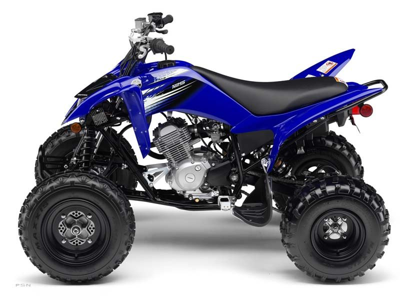 2012 Yamaha Raptor 125