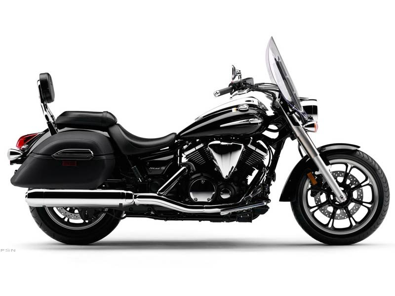 2012 V Star 950 Tourer