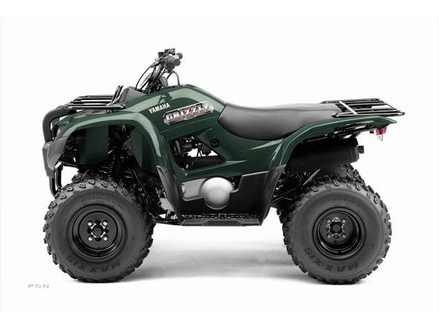 2012 Grizzly 300 Automatic