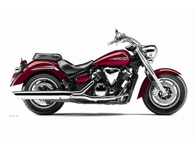 2012 V Star 1300