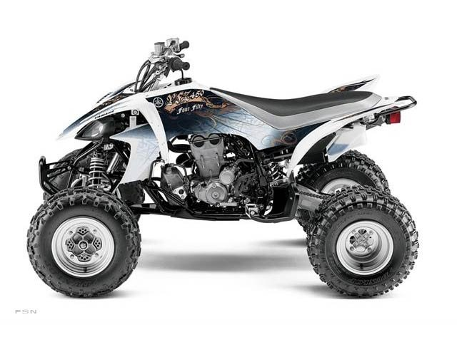 2012 Yamaha YFZ450