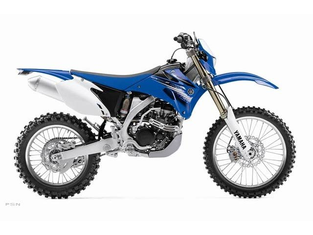 2012 Yamaha WR250F