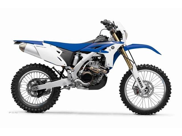 2012 Yamaha WR450F