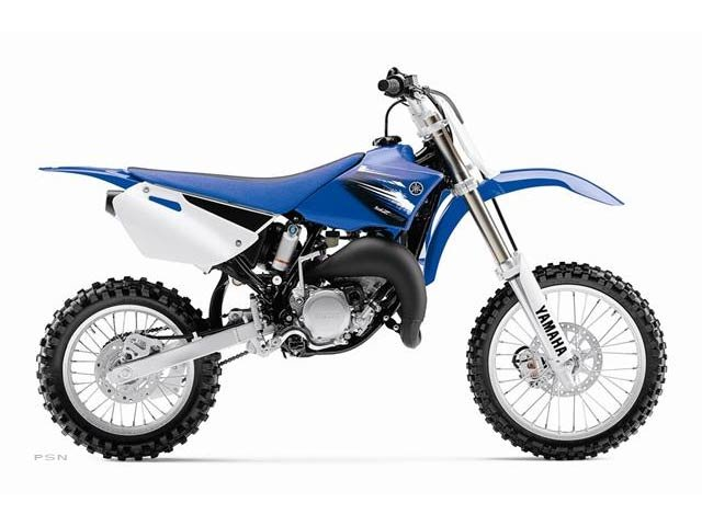 2012 Yamaha YZ85