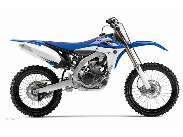 2012 Yamaha YZ450F