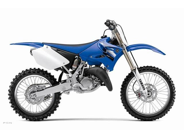 2012 Yamaha YZ125