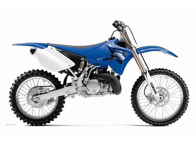 2012 Yamaha YZ250