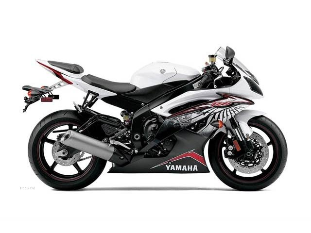 2012 Yamaha YZF-R6